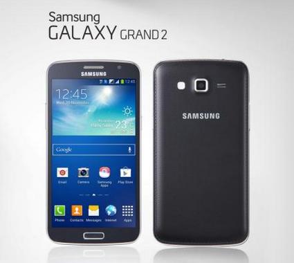 Galaxy grand 2 Black