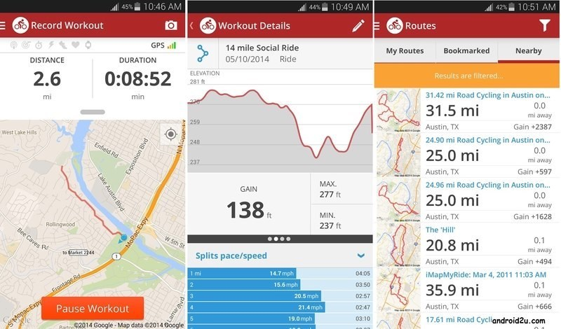 Best GPS navigation apps for Cyclist and Runner