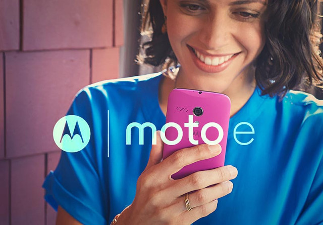 Moto E : Best Phone for Kids