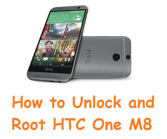 How to Unlock and Root HTC One M8