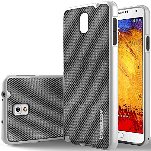 Metallic mesh Galaxy Note 4 case