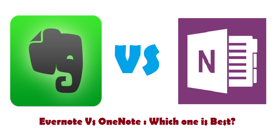 Evernote vs OneNote Review