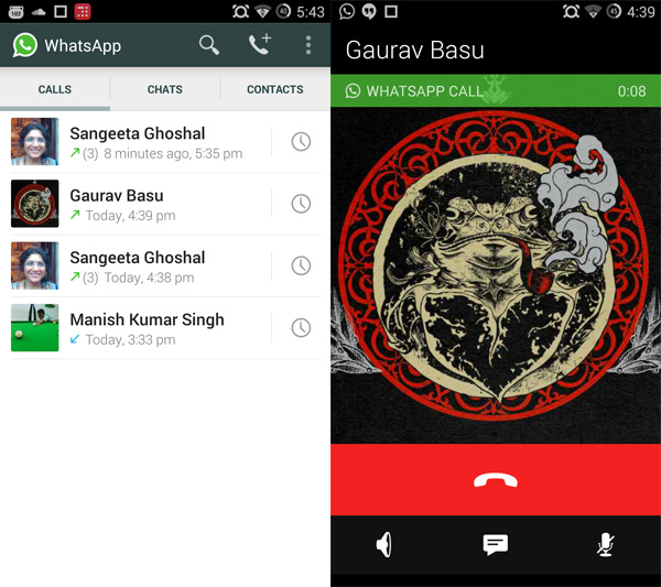 How to Activate Calling Features on WhatsApp