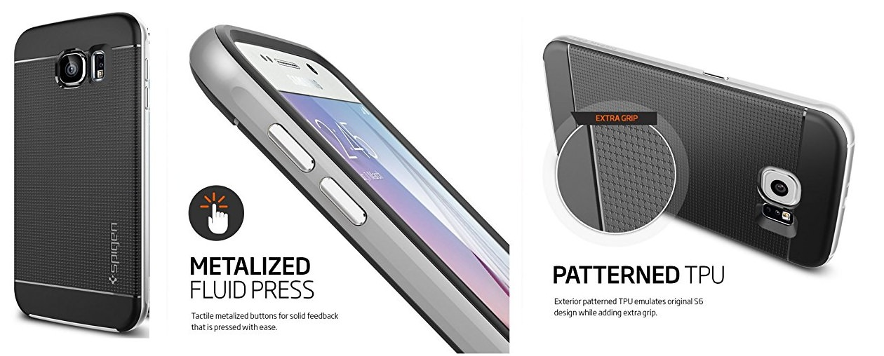 Spigen Best Cases For Samsung Galaxy S6