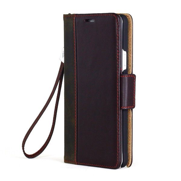 Wallet Cover Case for Samsung Galaxy S6