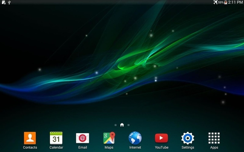 wave best live wallpaper for android