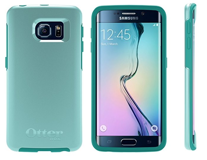 Carrying Case For Samsung Galaxy S6 Edge By Otterbox