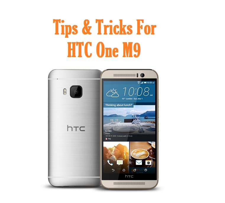 Tips & Tricks For HTC One M9