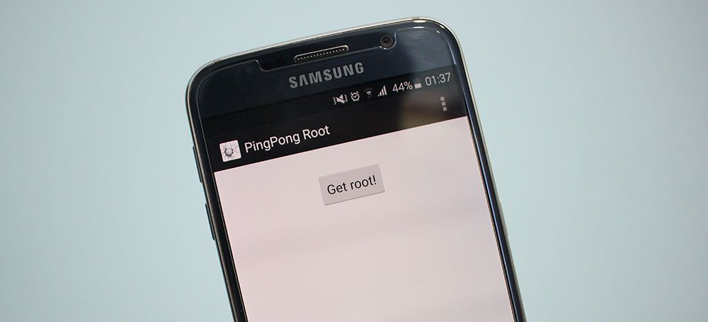 How to Root Galaxy S6 Without Tripping KNOX Via PingPongRoot