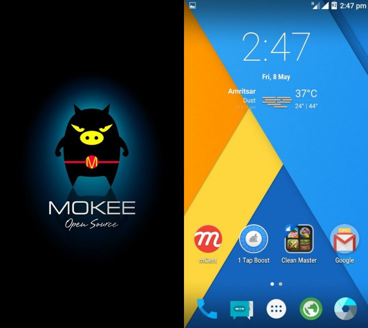 MoKee Rom For Redmi 1S