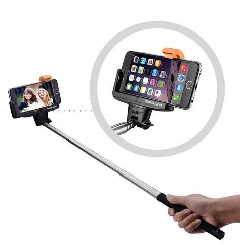 Adjustable Selfie Stick Monopod Newisland