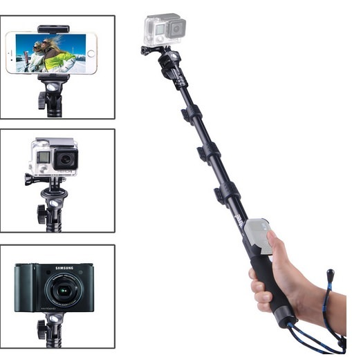 Best Selfie Stick For GoPro