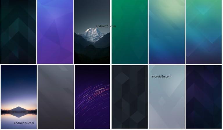 Download Huawei P8 Stock Wallpapers