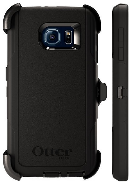 OtterBox Defender Series Ruged Case For Galaxy S6
