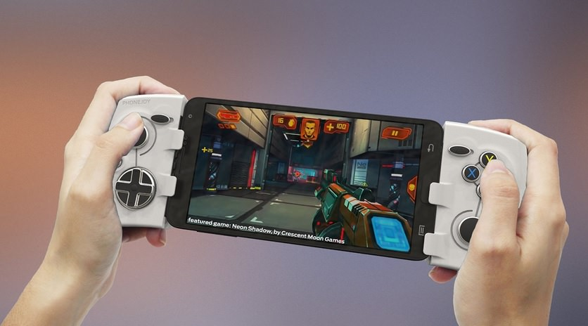 Phonejoy Bluetooth Game Controller for Android and iPhone