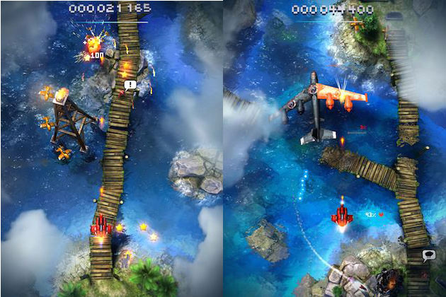 SkyForce 2014 Plane game for android