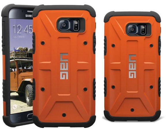 Urban Armor Gear Case For Samsung Galaxy S6