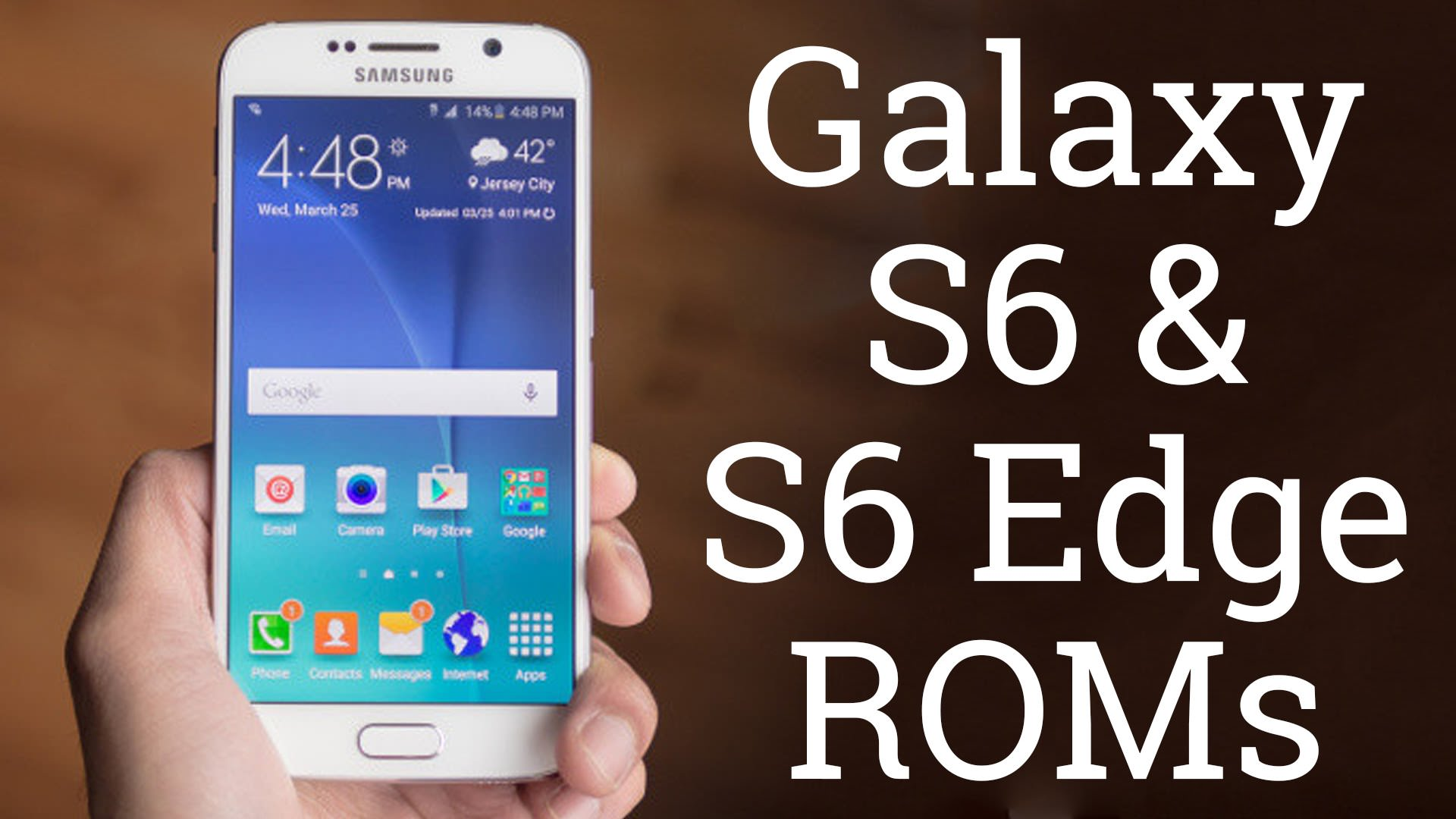 Best Custom ROMs For Samsung Galaxy S6 And S6 Edge