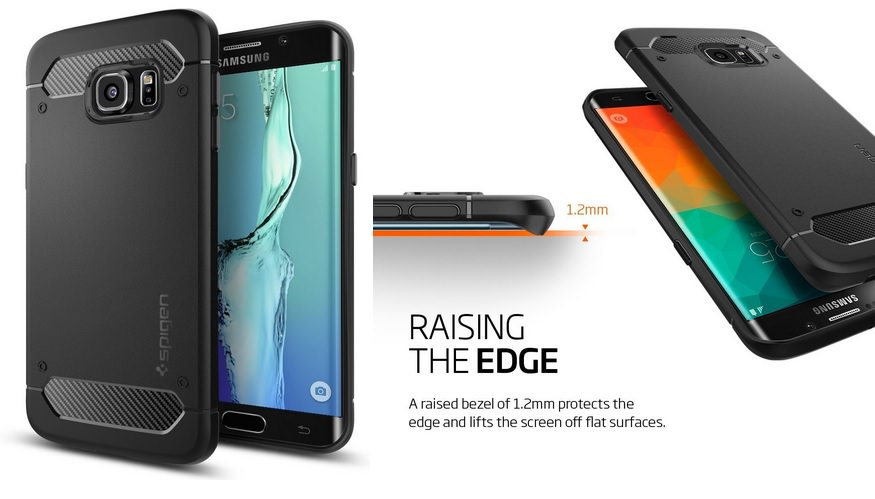 Best Stylish Galaxy S6 Edge Plus Case by Spigen