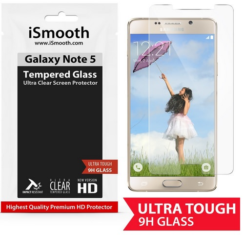 Best Tempered Screen Protector For Galaxy Note 5