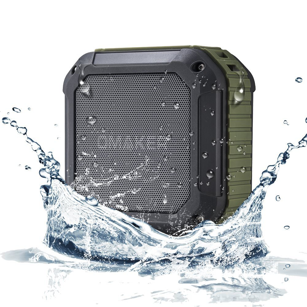 Best Portable Waterproof Bluetooth Shower Speaker