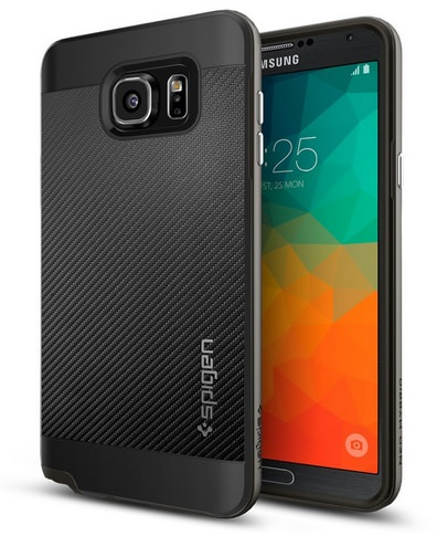 Bumper Protection Case for Samsung Galaxy Note 5 Spigen