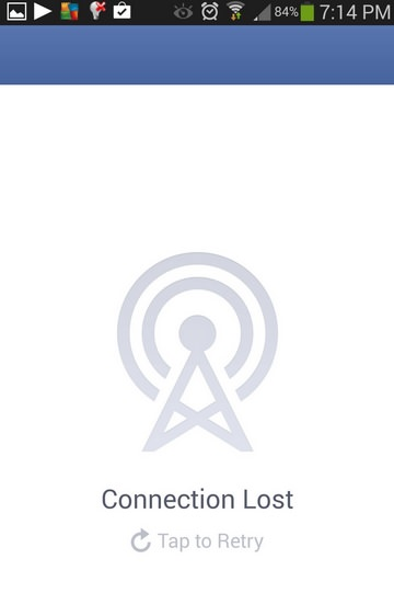 How To Fix Facebook App Connection Lost On Android