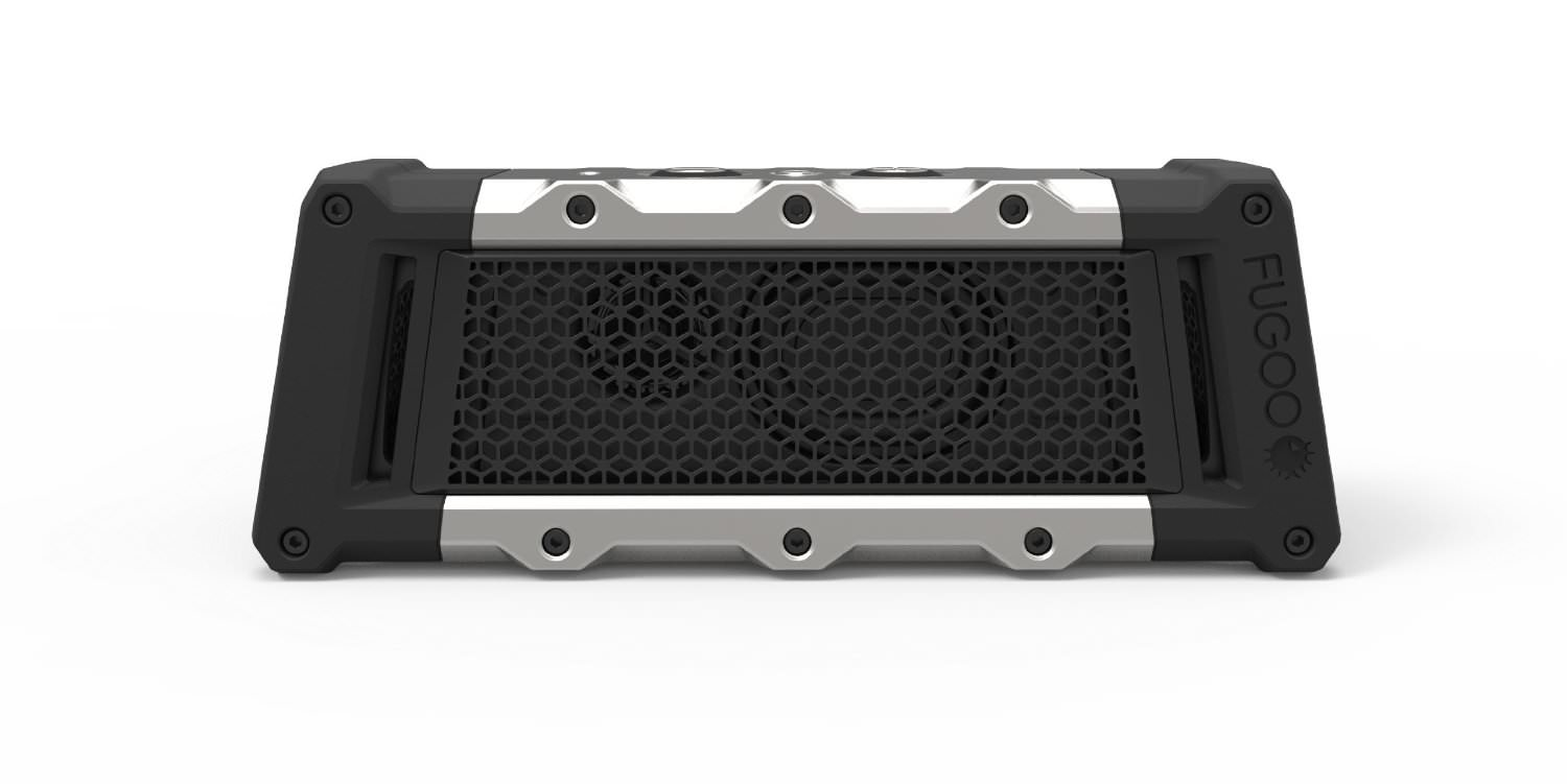 Portable Rugged Bluetooth Wireless Speaker