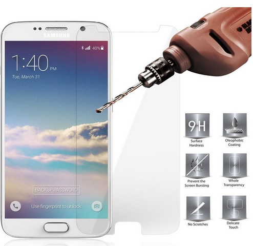 Ultra Tempered Screen Protector For Galaxy S6