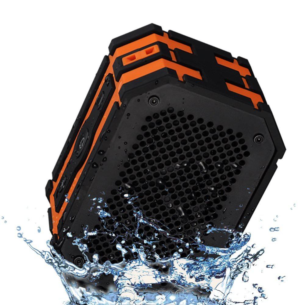 waterproof bluetooth shower speaker