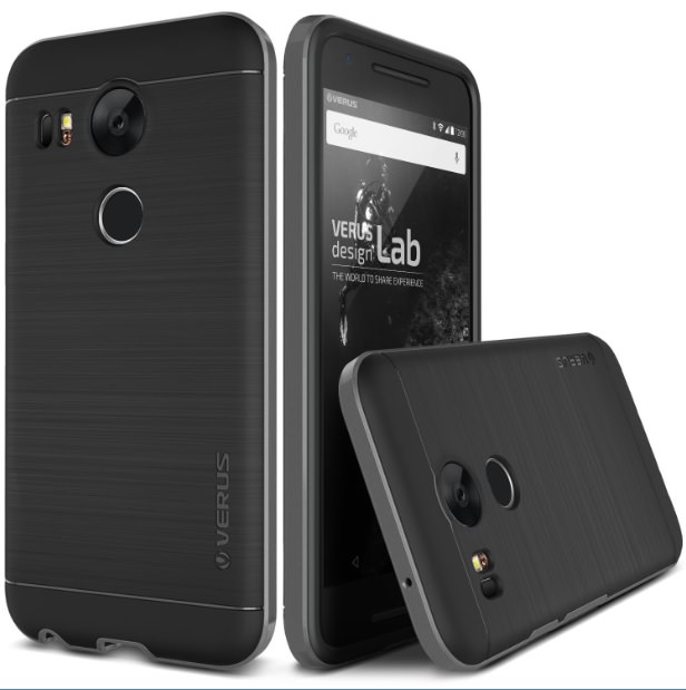 Heavy Drop Protection Nexus 5X Case by Verus