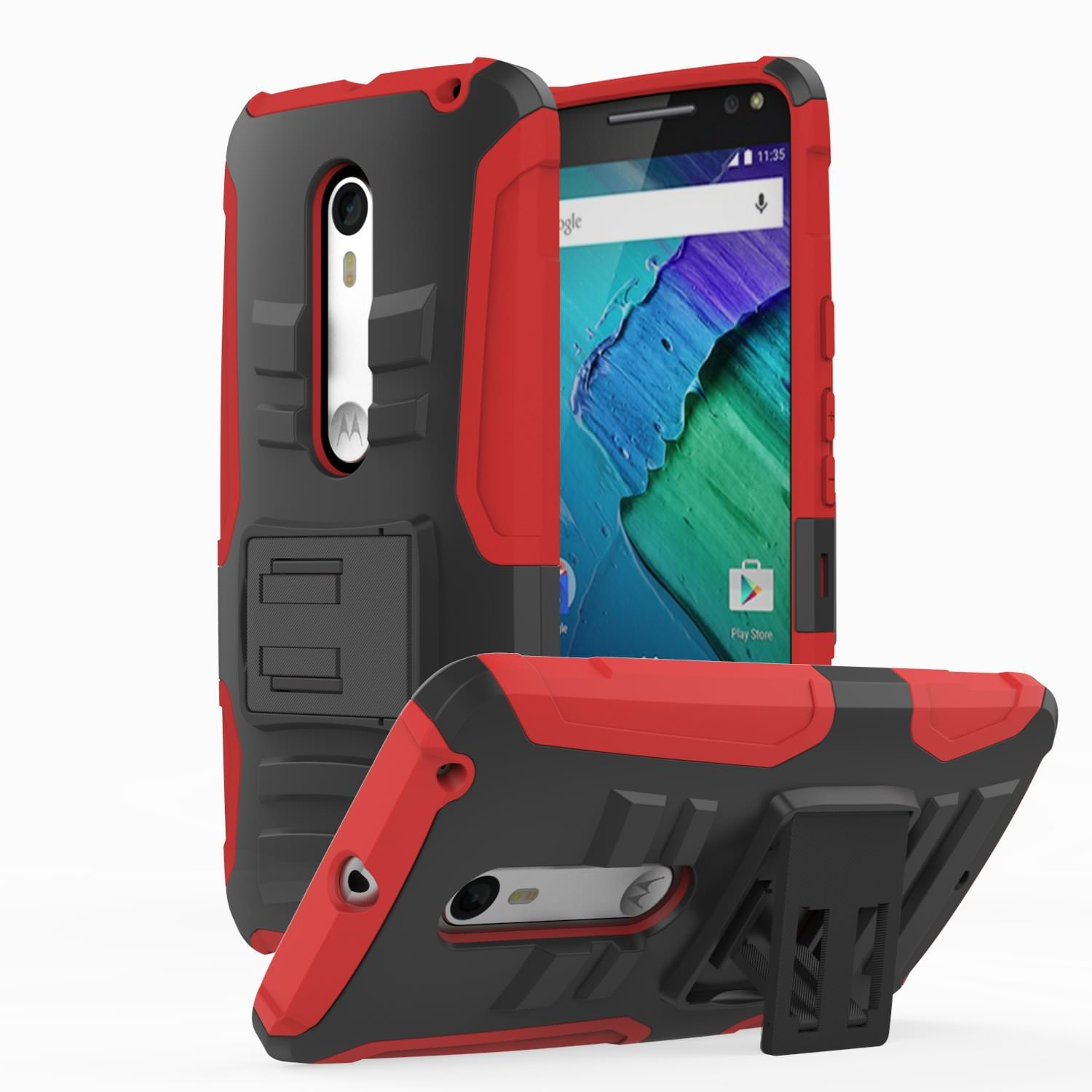 Rugged Case For Moto X Pure edition