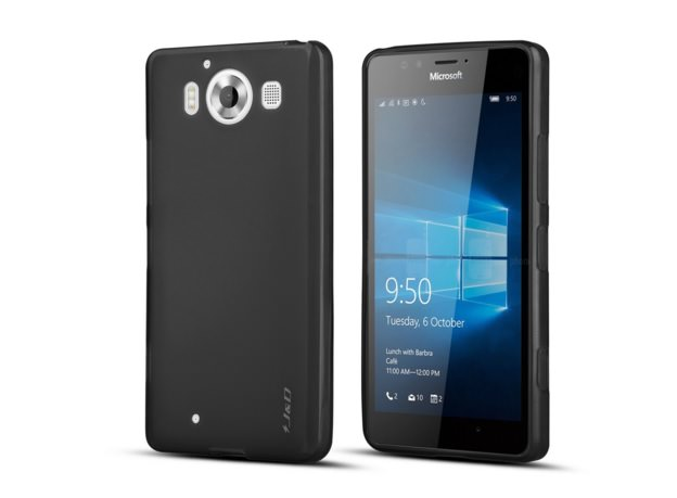 best case for Lumia 950