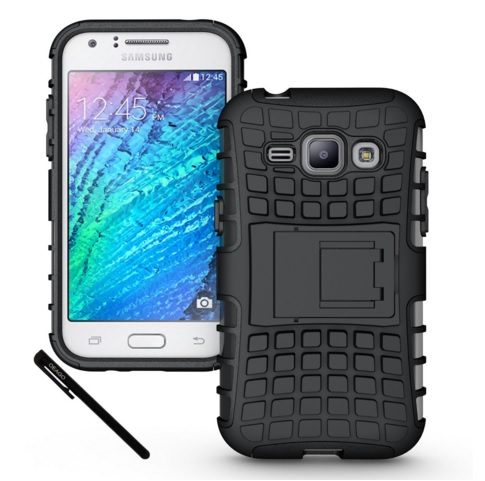 Rugged Protective Case for Galaxy J1