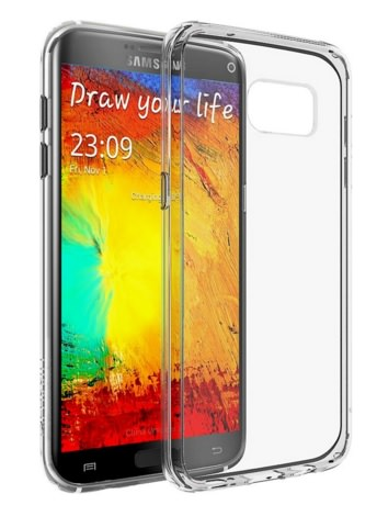 Galaxy S7 Edge Bumper Case By Luvvitt