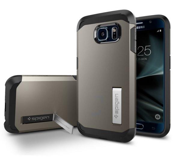 Heavy Duty Galaxy S7 Case by Spigen