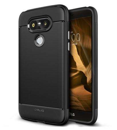 Obliq Drop TPU Bumper Case for LG G5