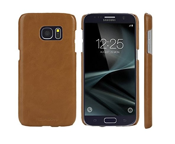 Premium PU Leather Cover Samsung Galaxy S7