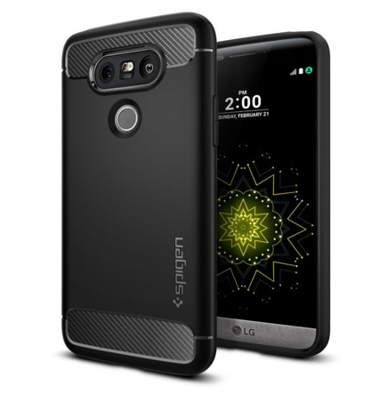 Rugged Armor Case or LG G5 By Spigen