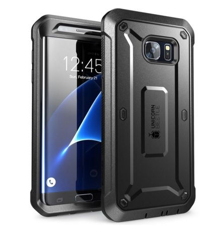 Rugged Holster Case for Galaxy S7 Edge by Supcase