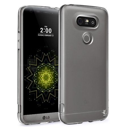 Slim Thin TPU Case for LG G5