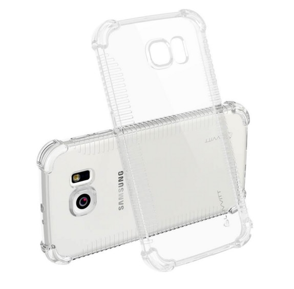 Transparent Rubber Case for Samsung Galaxy S7