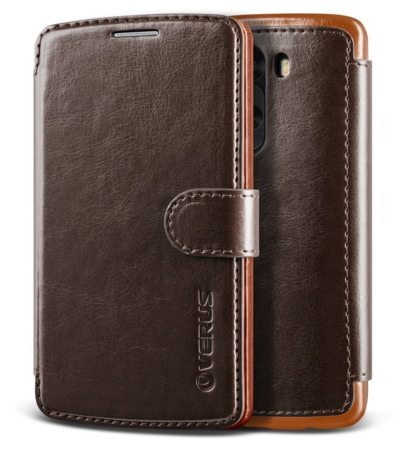 leather Wallet Case for LG G5