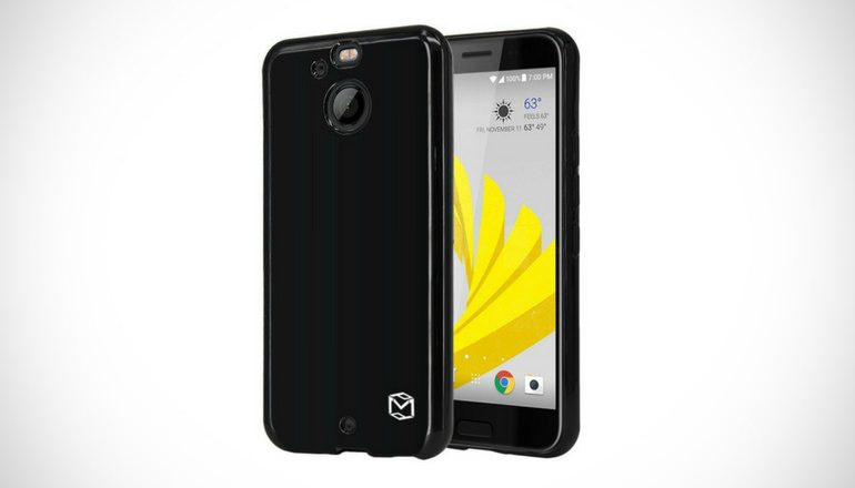 Flexible TPU Silicone Case for HTC Bolt