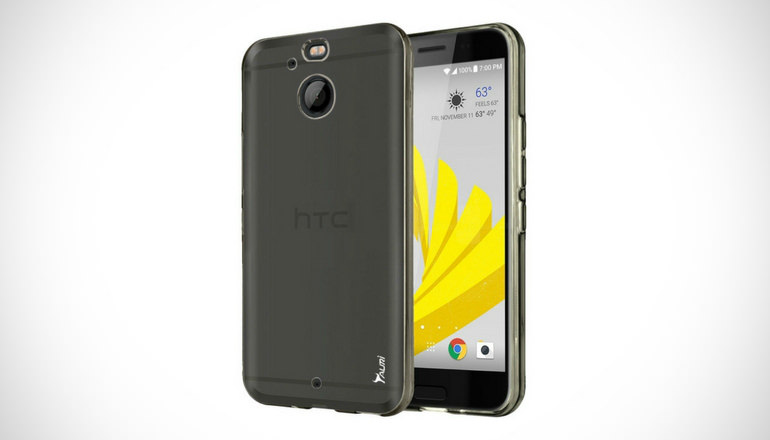 HTC Bolt Slim Clear Case Tauri